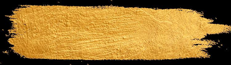 Gold Strich